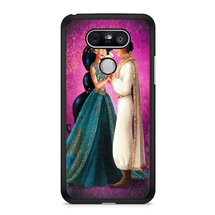 Aladin Princes Jasmine LG G6 Case Dewantary