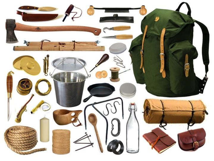 106 Best Bushcraft Images On Pinterest Camping