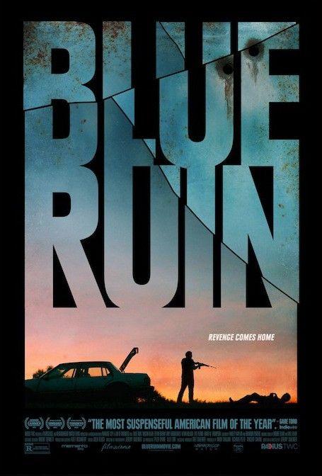Blue Ruin Movie Poster