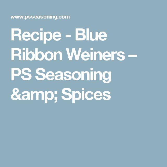 Sausage Seasoning, Sausage Recipes