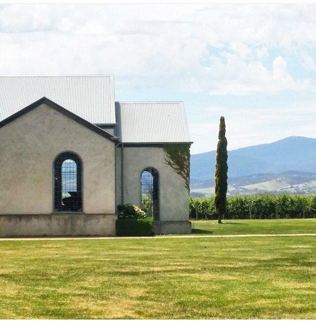 Stones of the Yarra Valley - the chapel • Victorian/Melbourne wedding venue || vineyard