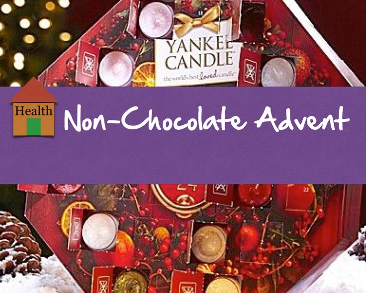 17 best images about christmas non chocolate advent Advent calendar non chocolate