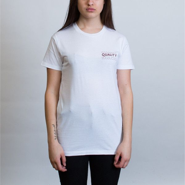 AS Colour Paper T-shirt Leavers Gear - The Print Room NZ - White