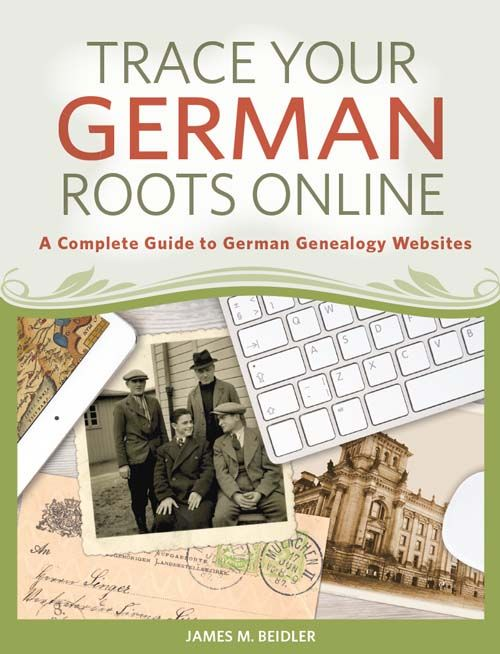 "Genealogy author and educator Thomas MacEntee reviews Trace Your German Roots Online – a ""must-have"" guide for researching German family history."