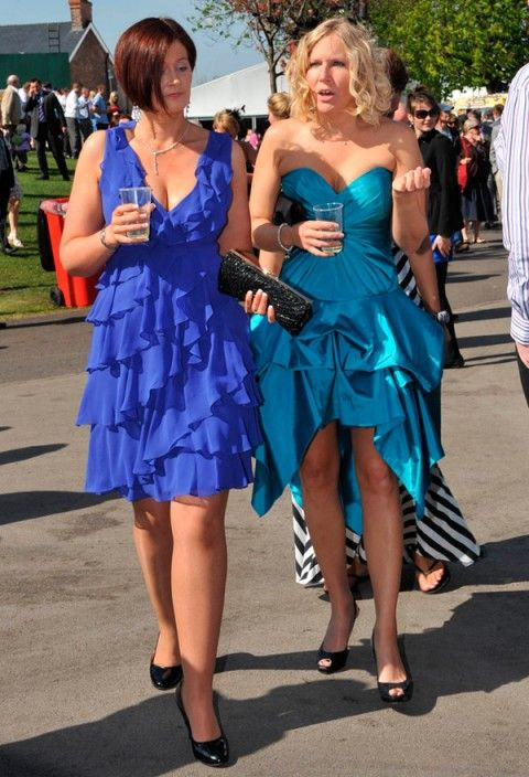 Photos from Ladies Day at Aintree Races