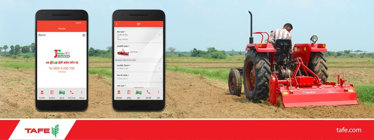 TAFE, India's second largest tractor manufacturer, launched 'JFarm Services App' – a mobile app-based aggregator platform which facilitates hiring of tractors and modern farm machinery for farmers.   Available on Google Play Store, the JFarm Services App is free and will connect Custom Hiring Centres (CHC) operated by #tractors and #equipment owners directly to farmers who need farm mechanization services and solutions, thereby facilitating a fair and transparent rental process with a  focus…