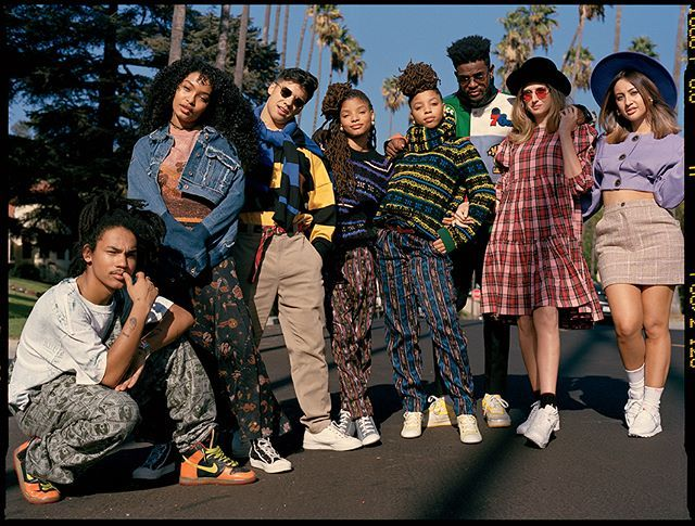 Rather than directly addressing a specific political or social happening @grownish tackles college culture as a whole.  In celebration of tonight's premiere we sat down with the #Grownish cast to talk about activism and representation in television.  Hands up if youll be tuning in tonight! Link in bio. : @seanthomas_photo via TEEN VOGUE MAGAZINE official Instagram - #Beauty and #Fashion Inspiration - Beautiful #Dresses and #Shoes - Celebrities and Pop Culture - Latest Sales and Style News…