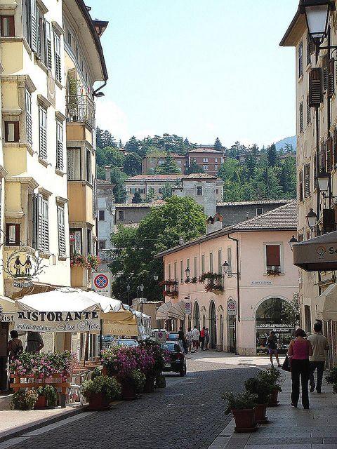 - Trento, Trentino, Trentino Alto Adige region Italy