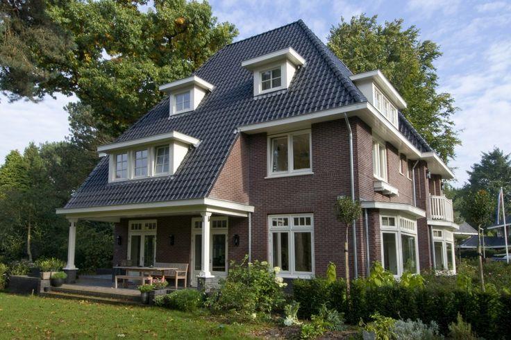 Villa Brediuskwartier Bussum_Achtergevel