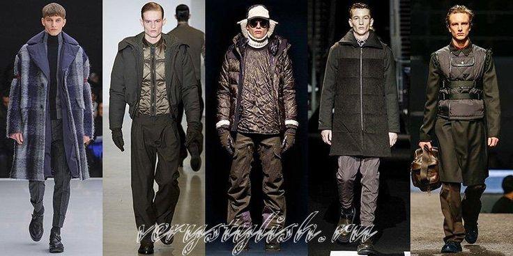 Модели пуховых пальто от calvin klein