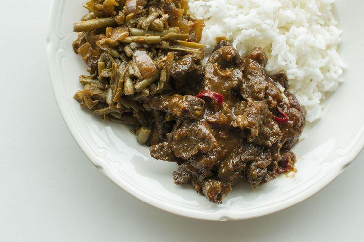 FOOD: Indonesische Rendang