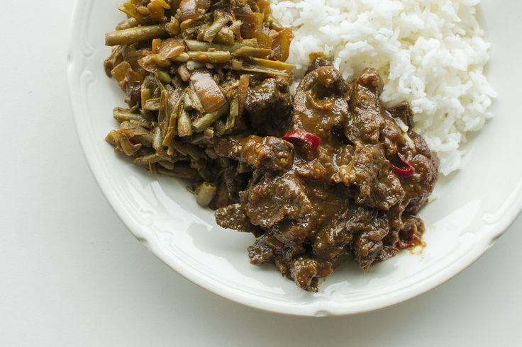 FOOD: Indonesische Rendang