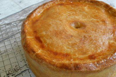 Pie met gehakt, mais en gedroogde abrikozen | Lekker Tafelen