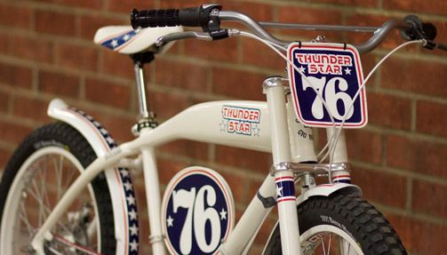 Evel Knievel Bike: Evel Knievel Inspired Bike From Mid 70's