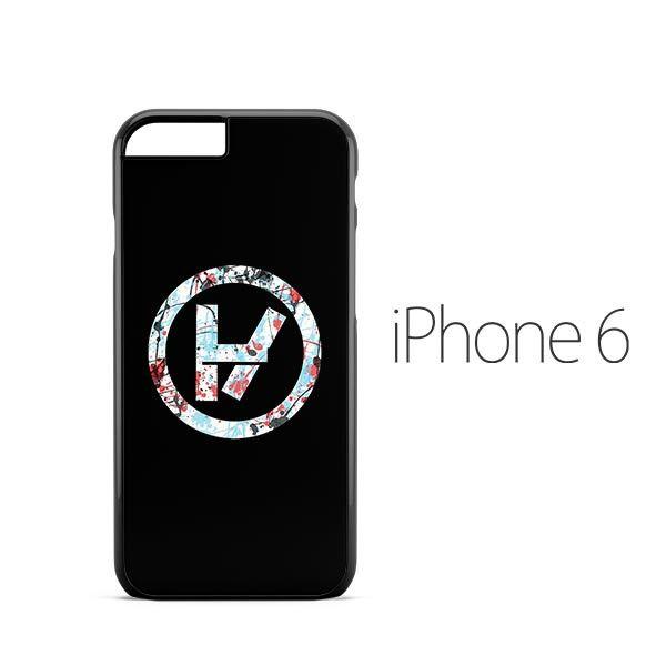 Twenty One Pilots Paint Logo iPhone 6 Case