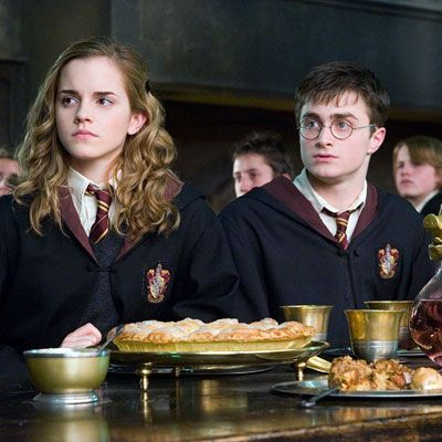 Recipes Inspired by Harry Potter Food Scenes. Where has this been my whole life?