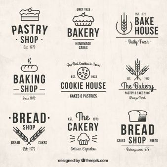 bakery logo - Google Search                                                                                                                                                                                 More