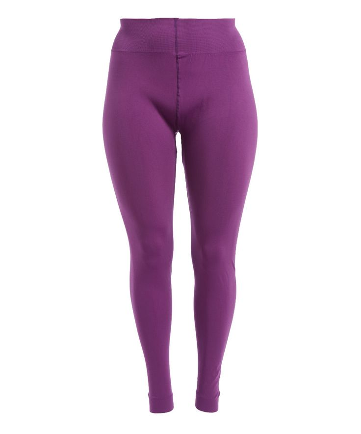 Take a look at this Crush Purple Leggings - Plus today!