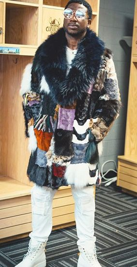 Gucci Mane Mink Fox Fur Stroller Throwback