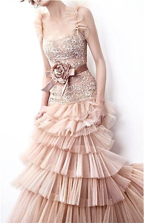 gorgeous gown by Zuhair Murad