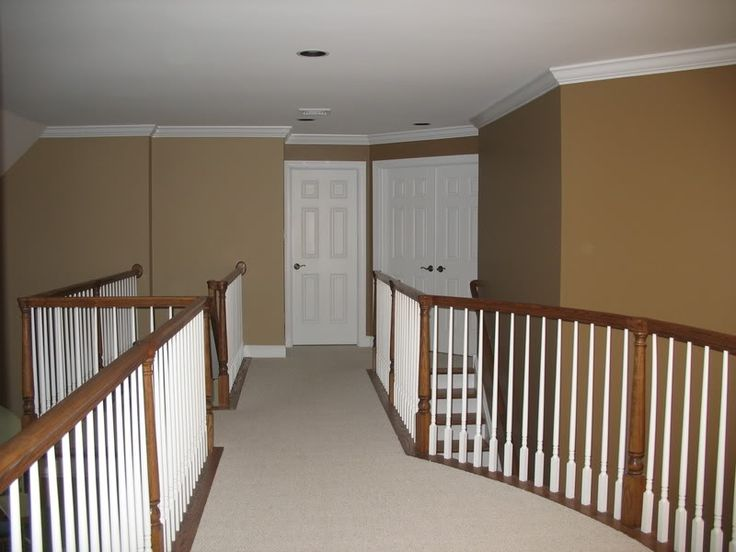 Stairs Sherwin Williams Latte 6108 39 Color Card 16 39 To The Left Going Down The Back Stairs