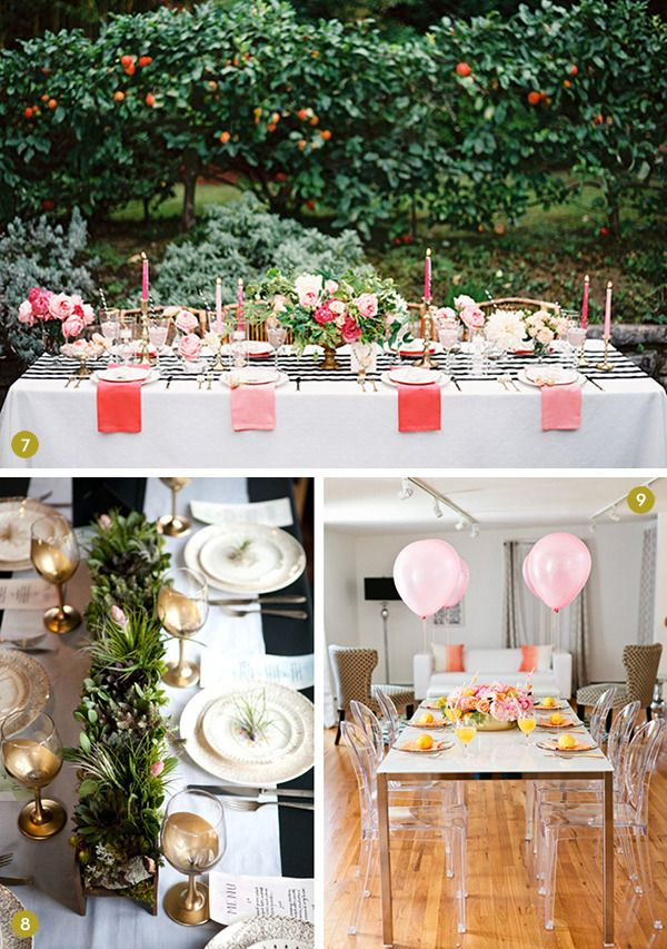 95 Best Dinner Party Ideas Images On Pinterest | Marriage, Flowers And  Wedding