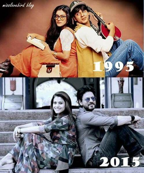 15 years of dilwale
