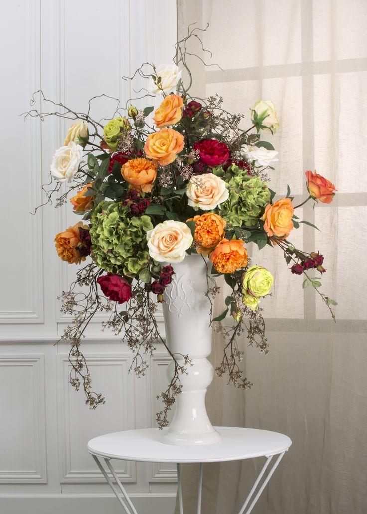 Artempo- Explosión de colores y textura aportado por nuestras flores.
