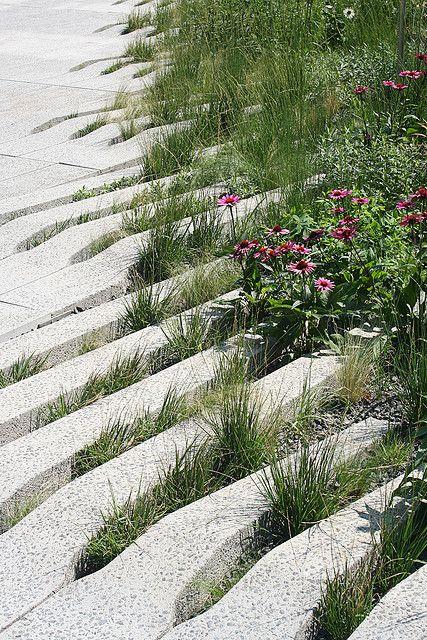 ♂ Urban landscaping