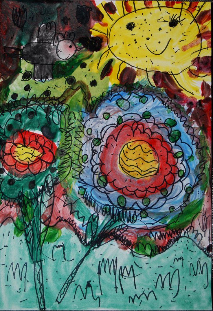 Flowers - 7 years old