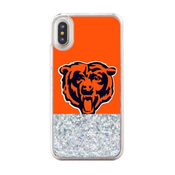 Chicago Bears Orange Mascot Iphone Xs Max Case Glitter Case Iphone Case