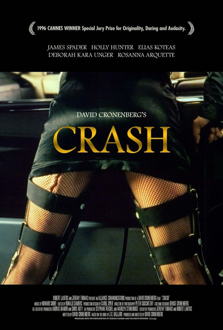 Crash (1996) - David Cronenberg -