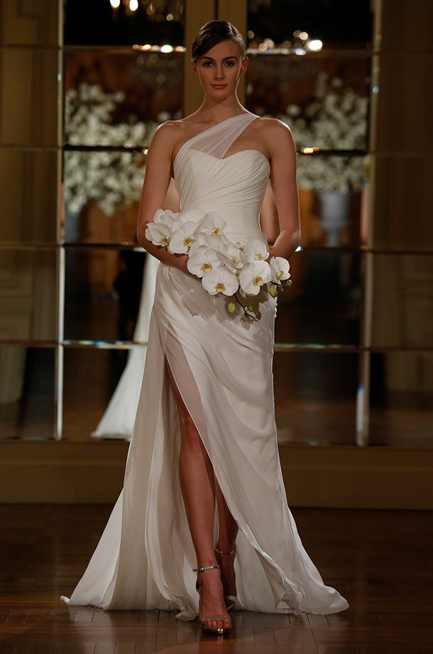 Designer Wedding Dresses : Romona Keveza Collection Spring 2015