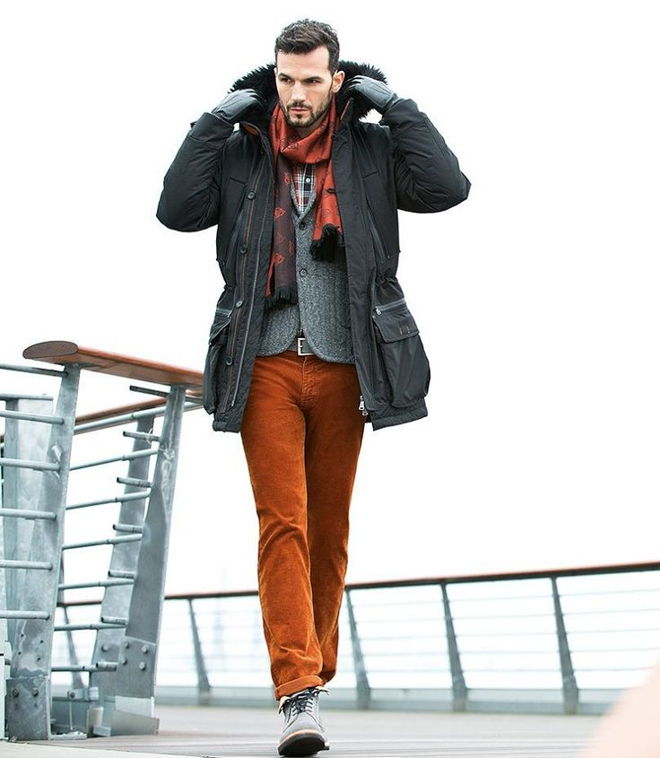 Adam Cowie for Roy Robson Fall/Winter 2015