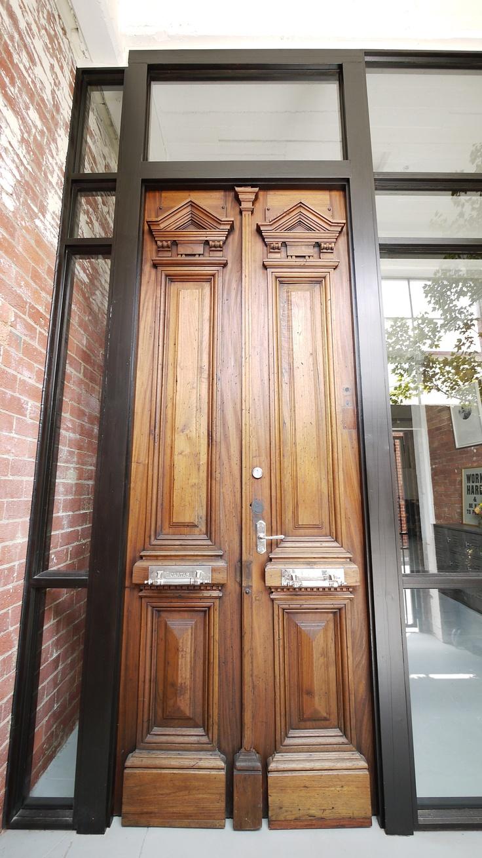 Restored Door & 10 best images about Beautifully Restored Doors on Pinterest ... Pezcame.Com