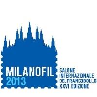 5 - 7 aprile 2013 - MilanoFIL. Nuove emissioni e prodotti filatelici, mostre e informazioni sulla filatelia e il collezionismo. Fiera Milano City.