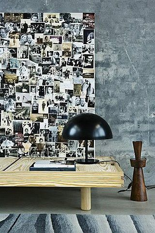 die besten 25 fotowand gestalten ideen auf pinterest. Black Bedroom Furniture Sets. Home Design Ideas