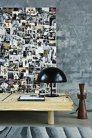 die 25 besten ideen zu fotowand gestalten auf pinterest fotofotocollagen familien fotow nde. Black Bedroom Furniture Sets. Home Design Ideas