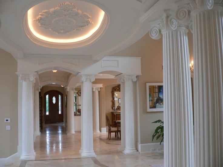 Foyer Ceiling Nj : Best hallway design ideas images on pinterest home