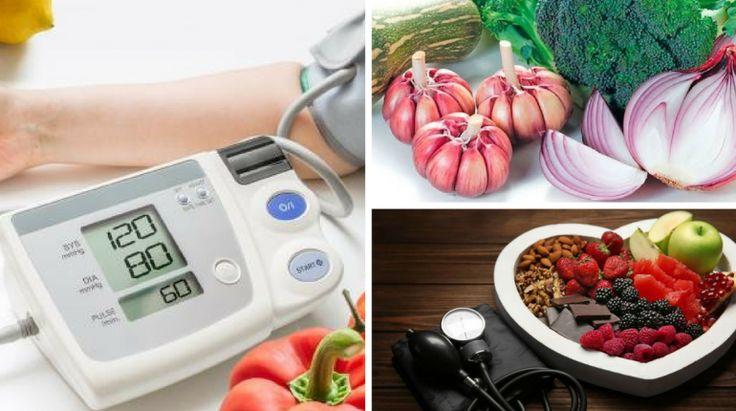5+ Alimentos que Combatem a Pressão Arterial Elevada