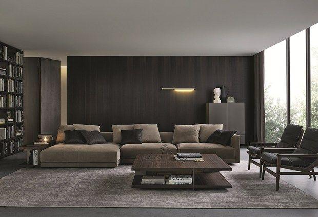 Poliform presents Bristol, design by Jean-Marie Massaud