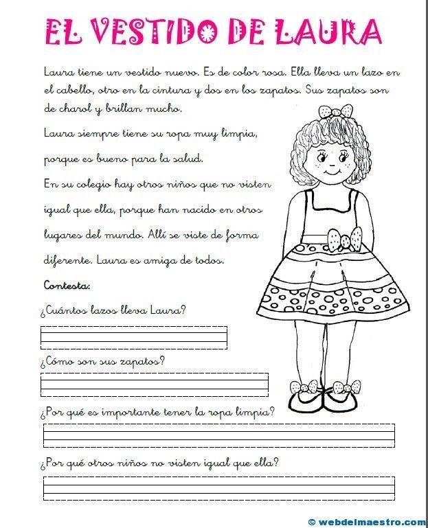 II>★★★★ Comprensión lectora para primaria - Recursos educativos y material didáctico para niños de primaria. Descarga Comprensión lectora para primaria gratis.