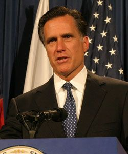 Mitt Romney advisor likened being gay to being a drug addict