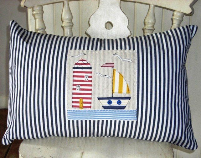 Seaside Cushion £25.00