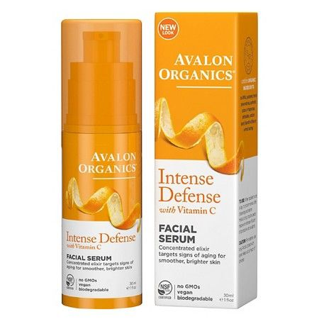 Avalon Vitamin C Vitality Facial Serum- 1oz : Target $12.59