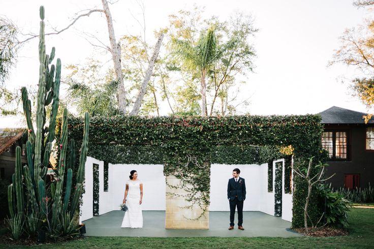 A stylish, fun outdoor wedding celebration at the Acre in Orlando, Florida   Eclectic & unique Florida wedding venue   Modern & creative wedding photography