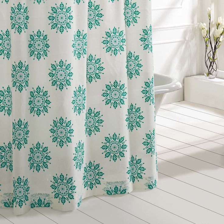 36 best Shower Curtains images on Pinterest | Showers, Shower ...