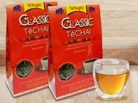 Baja tus niveles de estrés con una buena taza de Té Chai, con su aroma único y el sabor especiado.