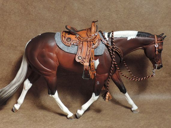 Breyer Or Peter Stone Traditional Western By