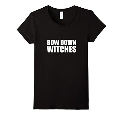 Women's Bow Down Shirt Funny Halloween Tshirt Small Black | Fashion, Men's Fashion, Women's Fashion, Witches, Humor, Graphic Design, Graphic Tee, Graphic Tshirt, T Shirt, Happy Halloween, Trick or Treat, Holidays, Clothes